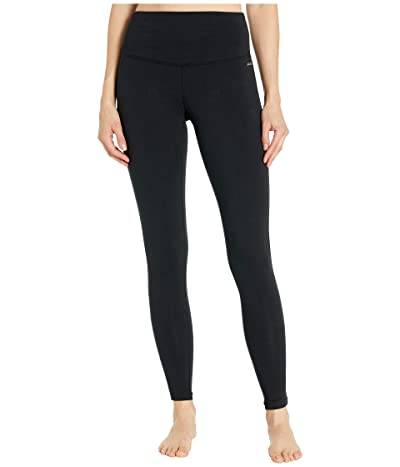 Jockey Active High-Waist Sculpting Ankle Leggings (Black) Women