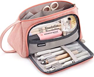 Easthill, astuccio grande per matite, ideale come regalo per ufficio, scuola, scuola, scuola, teen, ragazze, donne, adulti...