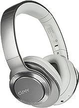 Cleer Flow II Auriculares inalámbricos Bluetooth, cancelación de ruido híbrida, asistente de Google, over-ear, pausa automática