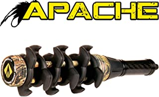 New Archery Products NAP Camo Apache Stabilizer 5 Inch Stealth Dampening