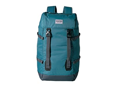 Burton Tinder 2.0 Backpack (Storm Blue Crinkle) Backpack Bags