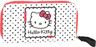FAB Starpoint Big Girls' Hello Kitty Always Classic White Zip Wallet