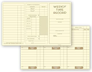 Best u punch time cards Reviews