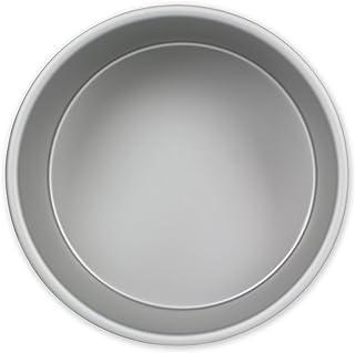 PME - Moule à Gâteau Rond en Aluminium Anodisé, 152mmx 51mm de Profondeur