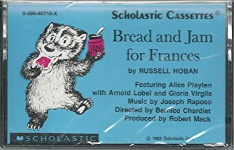 Bread and Jam for Frances by Russell Hoban (cassette 1982)