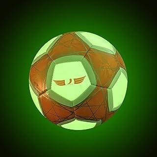 Balón de fútbol luminoso, iluminación natural sin batería, ilumina el fútbol en la oscuridad