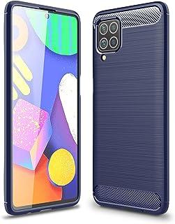 جراب TingYR لهاتف Samsung Galaxy M62، فائق النحافة من مادة TPU لامتصاص الصدمات، مضاد للخدش، غطاء مطاطي مرن ممتاز، غطاء لها...