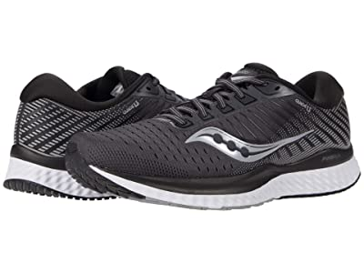 Saucony Guide 13 (Black/White) Men