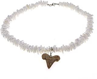 hawaiian shark tooth necklace