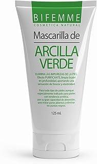 Mascarilla Facial Purificante Verde 125 ml| Hidratar Piel | Ajustar el Equilibrio de Agua y Aceite| Limpieza facial profun...