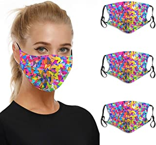 Aadiju 3/5/10pc Mouth Masks for Dust Protection Anti Face Mask Washable Earloop Mask