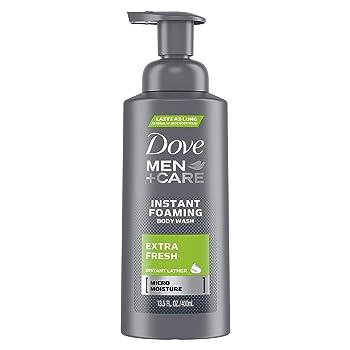 Dove Men+Care Foaming Body Wash