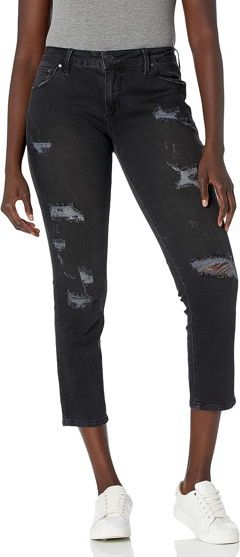 Jag Jeans Women's Mera Skinny Ankle Jean in Platinum Denim