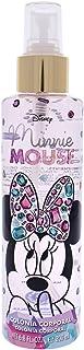 Minnie Mouse, Disney, Body Spray, for Women, 6.8oz, 100ml, Body Mist, Made in Spain, by Air Val International