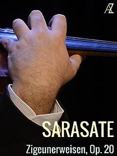 Sarasate: Zigeunerweisen, Op. 20