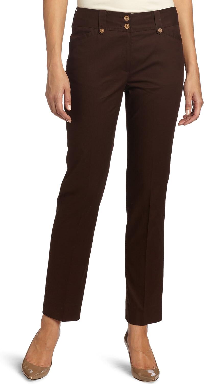 Jones New item New York Women's Ankle Slim Leg Pant Outlet SALE