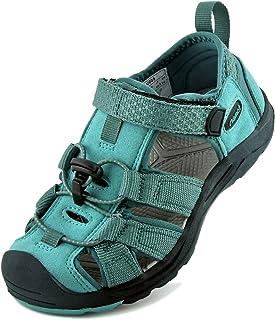 Sandalias Deportivas para Niños, Sandalia para Trekking Verano Zapatillas de Deporte al Aire Libre Zapatos Playa Antideslizantes, para Caminar, Viajar, Senderismo, Correr