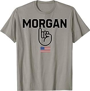 Morgan Tea Celebration T-Shirt