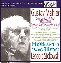 Mahler: Symphonies 2 & 8