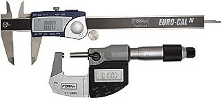 Fowler 54-004-875 X-Proof IP54 Electronic Measuring Set, 6