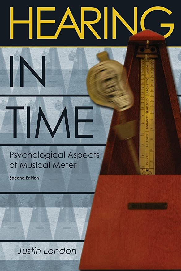 市の花コットン独裁Hearing in Time: Psychological Aspects of Musical Meter