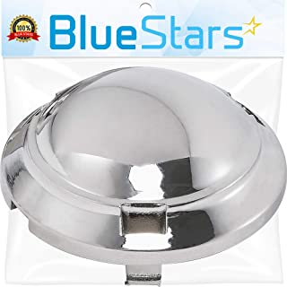 Ultra Durable DC66-00777A Washer Pulsator Cap Replacement part by Blue Stars - Exact Fit for Samsung Washers - Replaces 3282678 5788799 AP5788799 PS8753312
