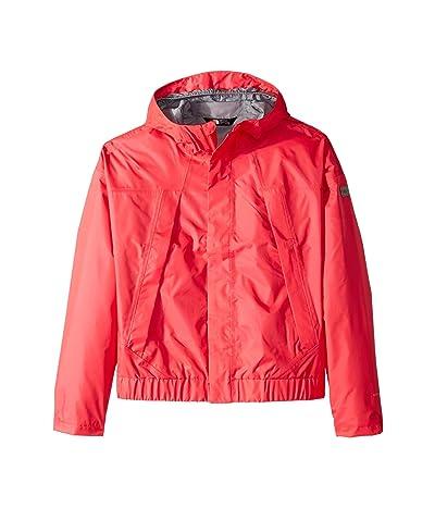 The North Face Kids Precita Rain Jacket (Little Kids/Big Kids) (Atomic Pink) Girl