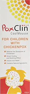 Poxclin Cool Mousse for Children with Chickenpox 100ml