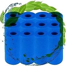 CXYXHW Cartucho de filtro de esponja para piscina Intex tipo A, filtro de espuma, reutilizable y lavable, cartuchos de filtro de agua, accesorios de filtro de agua (12 unidades)