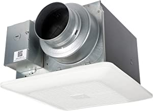 Panasonic FV-0511VK2 WhisperGreen Select Ventilation Fan, 50-80-110 CFM