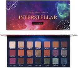 Prism Makeup 21 Colors Pigmented Eyeshadow Palette 6 Matte + 15 Shimmer Blendable Long Lasting Eye Shadow Palette Natural ...