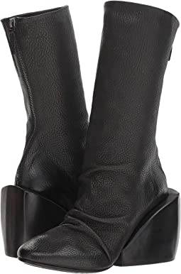 Massiccia Architectural Heel Boot