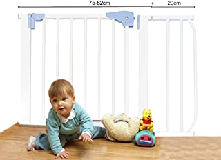 Kiddale Safety Gate (Barrier, Fence) for Baby Kids, Dogs, Pets, Infants and Babies To Use at Home Suitable for Passage Width Between 95-102 cm