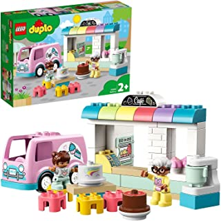 LEGO DUPLO Town 10928 Bakery Building Kit (46 Pieces)