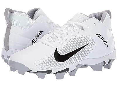 Nike Alpha Menace 2 Shark (White/Black/Wolf Grey/Anthracite) Men