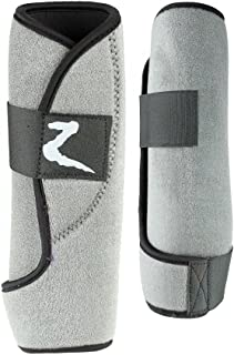 Horze Back On Track Horse Work Boots