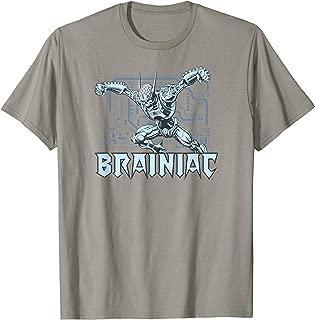 brainiac t shirt