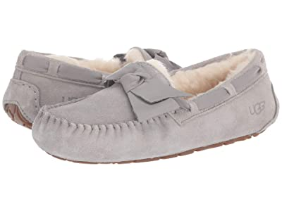 UGG Dakota Leather Bow (Seal) Women
