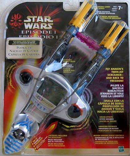 Star Wars Episode 1 Electronic Hand Held Podracer Game (1999)