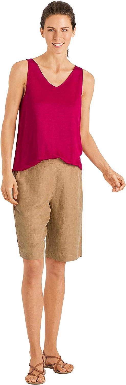 Hanro Womens Balance Tank Top Pajama Top