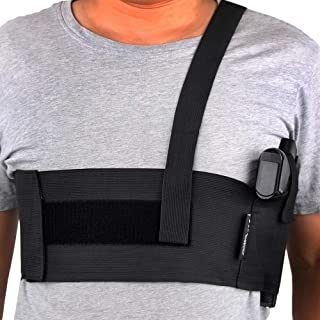 Yeeper Deep Concealment Shoulder Holster Right Hand Draw