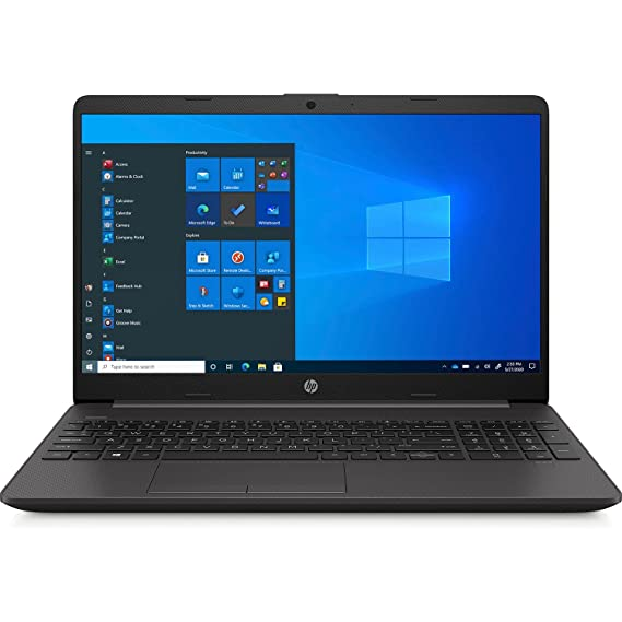HP 250 G8 Laptop (11th Gen Intel Core i3-1115G4/8GB DDR4 Ram / 512GB SSD/Windows 10/15.6 inch HD/Intel UHD Graphics) 42V68PA (Dark Ash Silver, 1.74 kg)