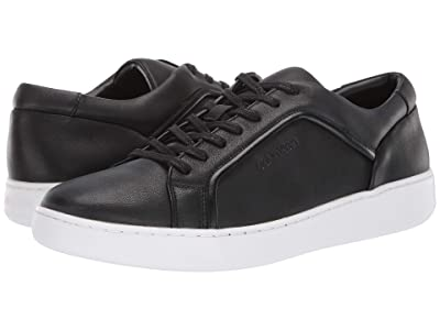 Calvin Klein Fasano (Black Soft Leather) Men