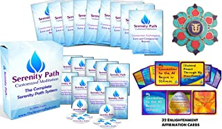 The Complete Serenity Path System - Create Your Customized Spiritual Practice Tips for Meditation Dot Com Series