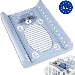 comprar comparacion Cambiador plastificado Colchón para bebé - lavable Estera, Colchones de pañales, impermeable y antideslizante, Almohadilla...