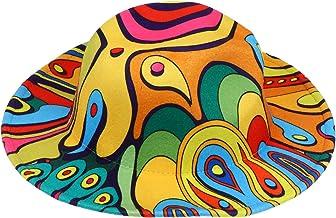 1 pc colorido elegante jazz chapéu decorativo chapéu decorativo Cosplay jazz boné para decoração