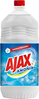Ajax Limpiador Liquido, Amonia Multiusos, 2 L