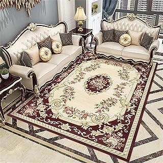 tapijt tapijten woonkamer De woonkamer tapijt beige rode rechthoek is gemakkelijk schoon te maken en krimpt niet slaapkame...