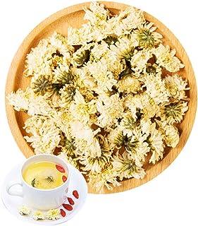 White Chrysanthemum Tea Gongju Chrysanthemum Flowers - AAAAA 35 Serving Natural Organic Dried Chrysanthemum Loose Leaf Tea...