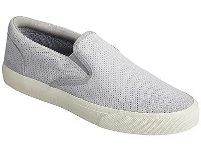 Sperry Striper Plushwave Slip-On (Grey) Men